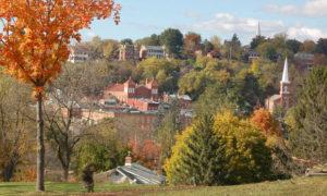 Autumn In Galena 171 Northwest Quarterly