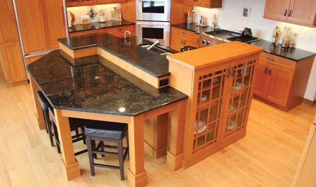 Kitchen Designs: Treasured Islands « Northwest Quarterly