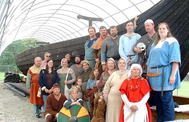 michel-folcland-at-viking-ship