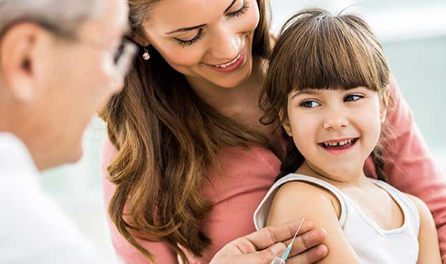Immunizations are an important way to prevent the spread of infectious diseases, and to protect yourself if you're ever exposed.