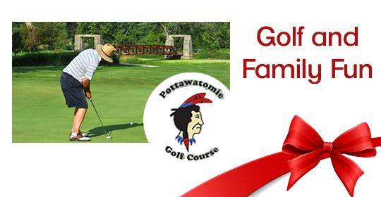 St. Charles Park District / Pottawatomie Golf
