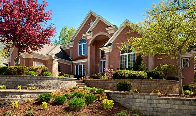 Simple spruce-ups can have a big impact on your home and its value. Start with trees and shrubs, planters, garage doors and architectural elements.