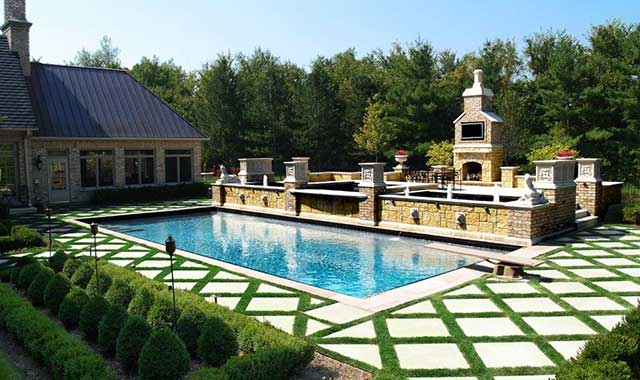 Whether they're above-ground or in-ground, pools can add value to your home and provide a welcome oasis where friends and family gather.