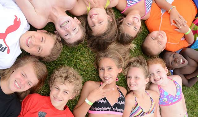 Kids who join the Huntley Park District's summer camps can take advantage of the district's many properties, for activities such as swimming and exploring nature.