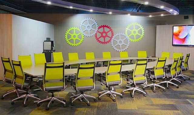 Rieke Office Interiors