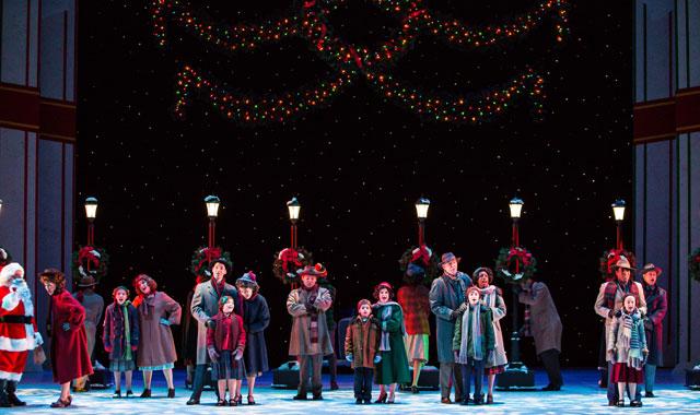 """A Christmas Story -- The Musical"" runs at Woodstock Opera House Nov. 4-20."