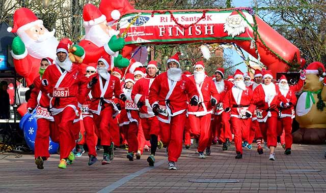 The Kiwanis Santa Run/Reindeer Dash is Dec. 4 in Crystal Lake.
